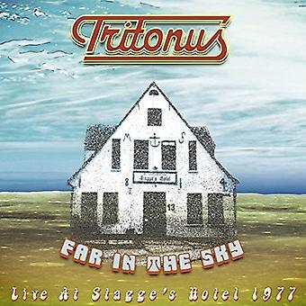 Tritonus - Tritonus-Far in the Sky: Live at Stagg [CD] USA import