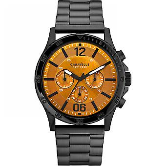 Logan Chronograph Caravelle New York masculine Watch 45A108