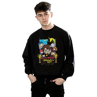 Harry Potter Men's Philosopher's Stone Junior Sweatshirt
