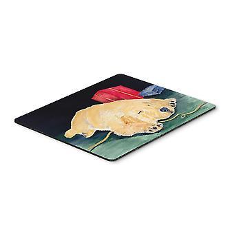 Carolines Treasures  SS8576MP Golden Retriever Mouse Pad / Hot Pad / Trivet