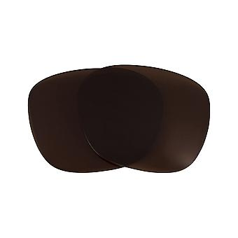 Polarized Replacement Lenses for Oakley Garage Rock Sunglass Brown Anti-Scratch Anti-Glare UV400 by SeekOptics