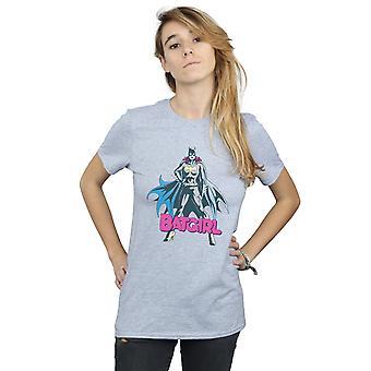 DC Comics Frauen Batgirl Pose Freund Fit T-Shirt