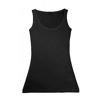 Nakedshirt Womens/Ladies Mia Sleeveless Vest Top