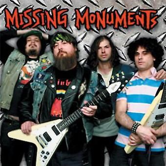 Missing Monuments - Missing Monuments [CD] USA import