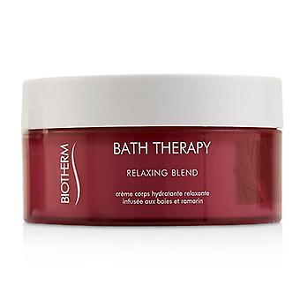 Biotherm Bath Therapy Relaxing Blend Body Hydrating Cream - 200ml/6.76oz