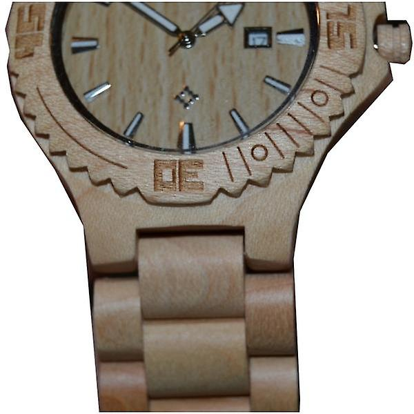 Bewell wood bracelet wood watch Maple Gift gift idea unique