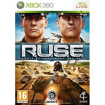 R.U.S.E (Xbox 360) - Neu