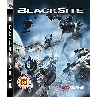 BlackSite Area 51 (PS3) - New