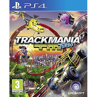 TrackMania Turbo PS4 - VR kompatible