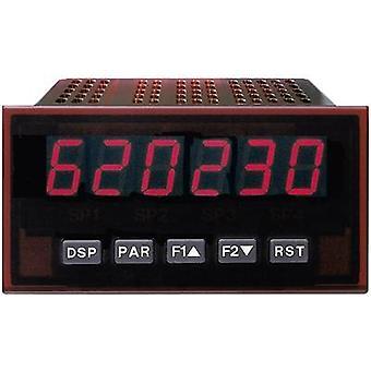 Wachendorff PAXI AC Counter/Tachometer PAXI AC Tachometer: 0.01 Hz - 20 kHz / Counter : 0 - 34 k Hz