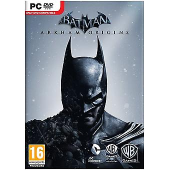 Batman Arkham Origins PC gry