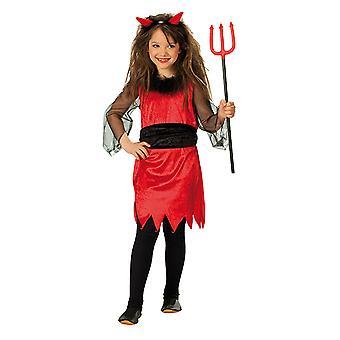 Piccolo diavolo costume diavolo diavolo vestito costume per i bambini