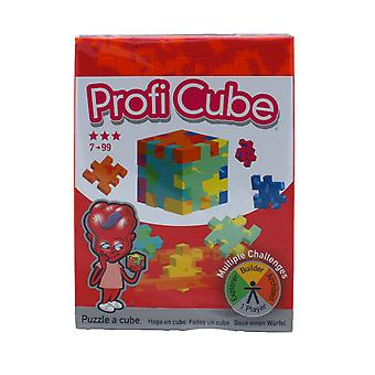 Profi Cube mousse Puzzle Single Pack - couleur peut varier