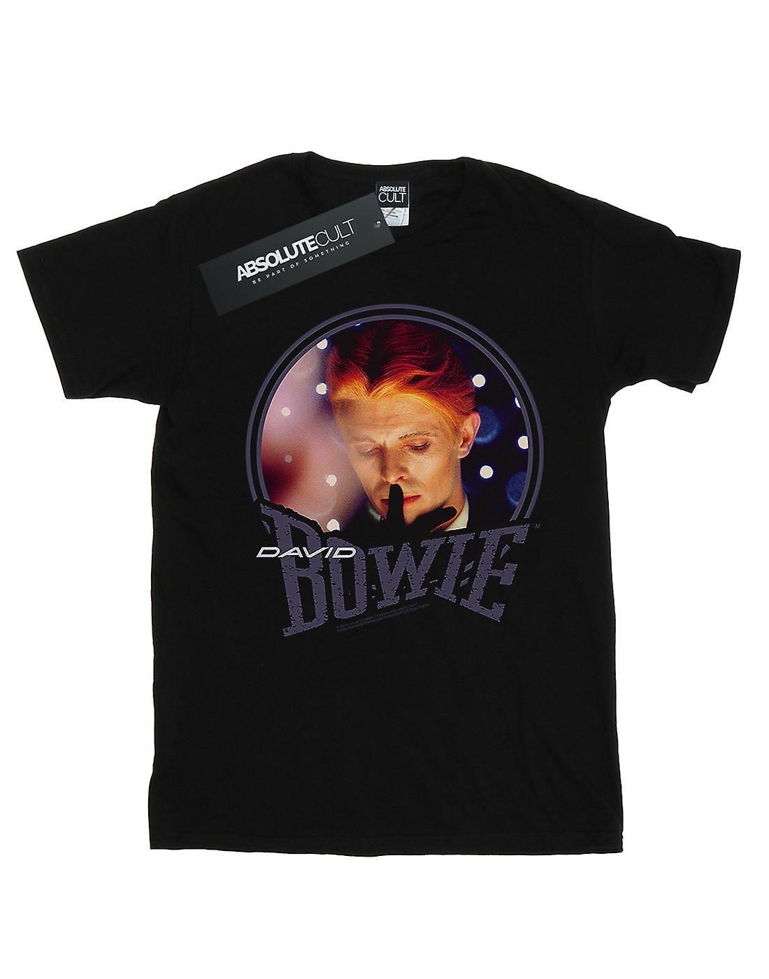 David Bowie Men's Quiet Lights T-Shirt