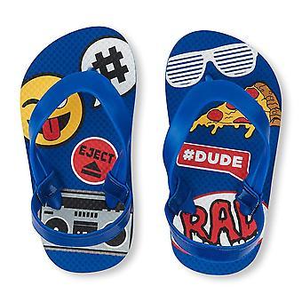 Børnenes placere Kids' Tb Emoji Mix Ff flad Sandal