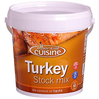 Essential Cuisine Gluten Free Turkey Stock Mix