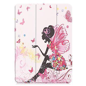 iPad Pro 11 (2018) Slim fit Tri-fold Case-Fairy und Schmetterlinge
