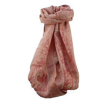 Sciarpa Mens Muffler 6179 Fine Pashmina Wool di Pashmina & Silk