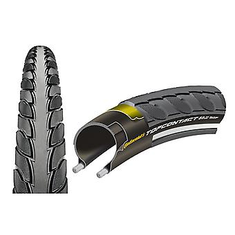 Continentais pneus de bicicleta de TopContact II / / 32-622 (28 × 1, 25 Pinback)