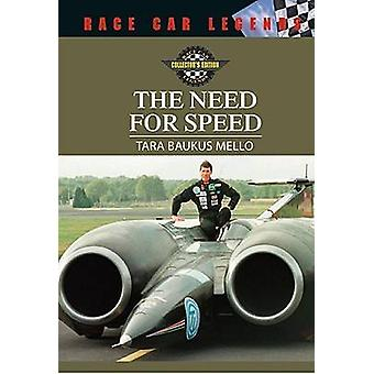 The Need for Speed by Tara Baukus Mello - 9780791086674 Book