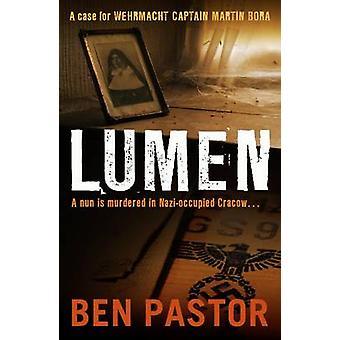 Lumen by Ben Pastor - 9781904738664 Book
