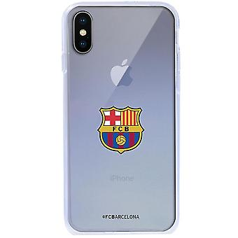 FC Barcelona iPhone X TPU Case