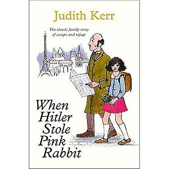 Quand Hitler a volé le lapin rose (essentiels Modern Classics)