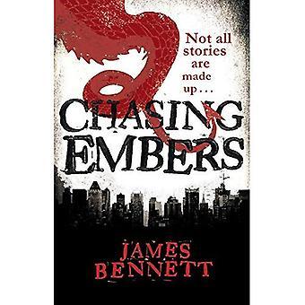 Chasing Embers (Ben Garston roman)