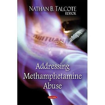 Adressierung von Methamphetamin Missbrauch