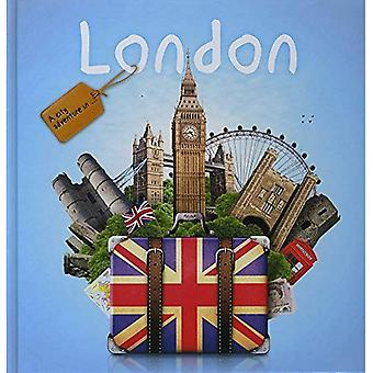 London (A City Adventure in...)
