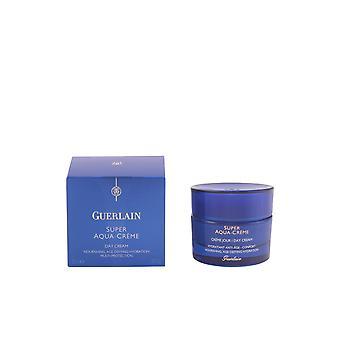 Guerlain super Aqua-crema Hydratant jour anti-varsta confort 50 ml pentru femei