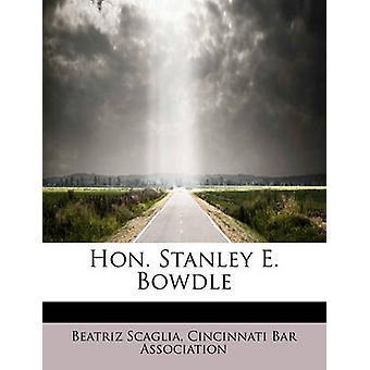Hon. Stanley E. Bowdle by Scaglia & Beatriz