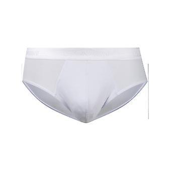 Giorgio Armani 1108148p51100010 Männer's Weiße Baumwolle Kurz