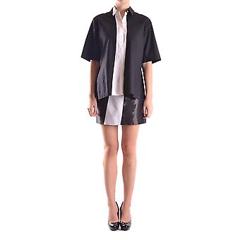 Kenzo Ezbc013010 Women's Black Cotton Dress