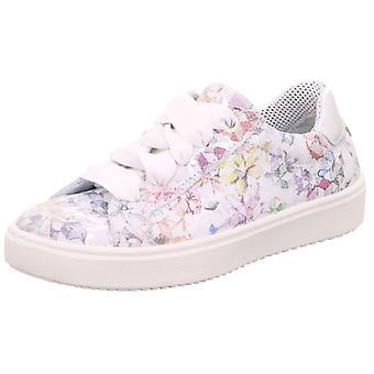 Superfit meisjes hemel 4-9488-11 schoenen wit Print