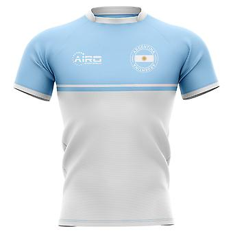 2020-2021 Argentyna Szkolenia Concept Rugby Shirt