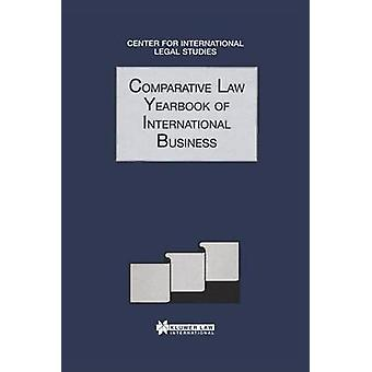 Comparative Law Yearbook Of International Business 1998 by Campbell & Dennis