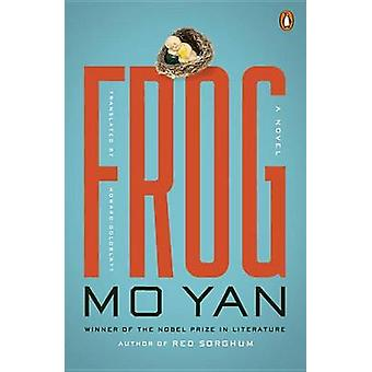 Frog by Mo Yan - Howard Goldblatt - 9780143128380 Book