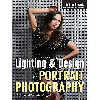 Lighting & Design for Portrait Photography - Direction & Quality of Li