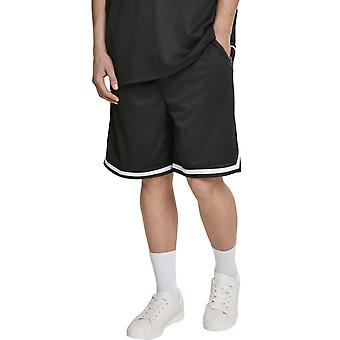 Urban Classics-BASKETBALL MESH Premium Shorts Black