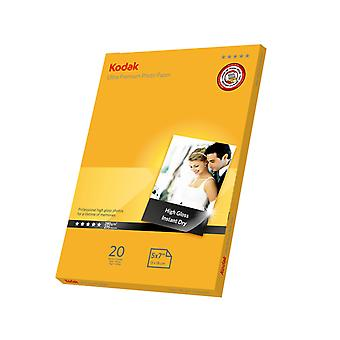 Kodak Ultra Premium Inkjet Photo Paper 280 g 20 Sheets