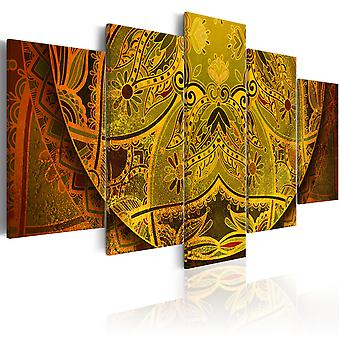 Tavla - Mandala: Golden Power
