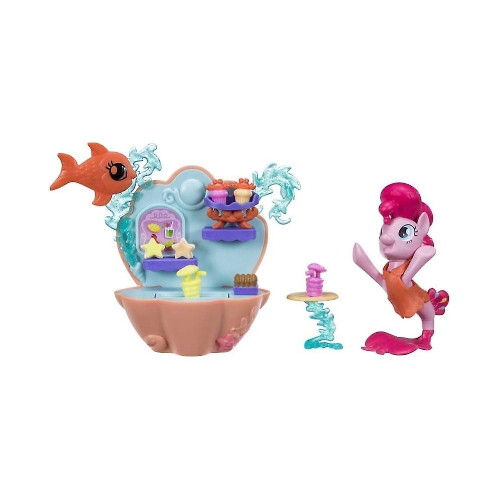 Min lilla ponny Undersea Cafe Scene Pack Pinkie Pie