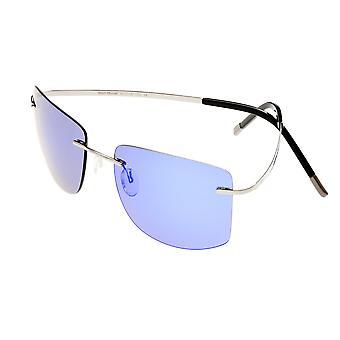Simplify Benoit Polarized Sunglasses - Gunmetal/Blue