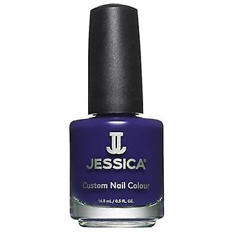 Jessica Autumn In New York Nail Polish Collection 2014 - Blue Harlem 14.8ml (897)