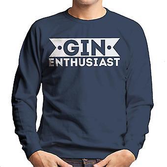 Gin entusiasten Män ' s tröja