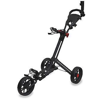 Easyglide Smart Fold 3 Wheel Push Golf Trolley