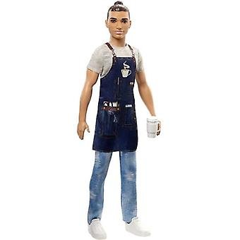 Barbie, You can be anything - Ken Barista