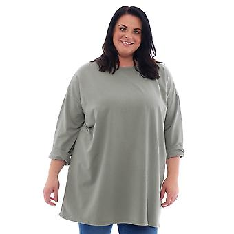 Made In Italy Stanton Plain Cotton Top