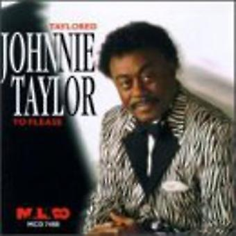Johnnie Taylor - Taylored to Please [CD] USA import